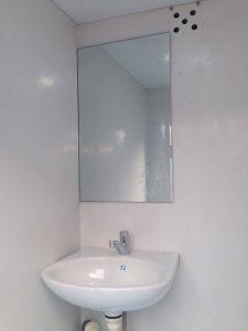 Nội thất nhà vệ sinh di động