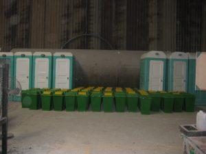 Cho thuê nhà vệ sinh di động Hà Nội