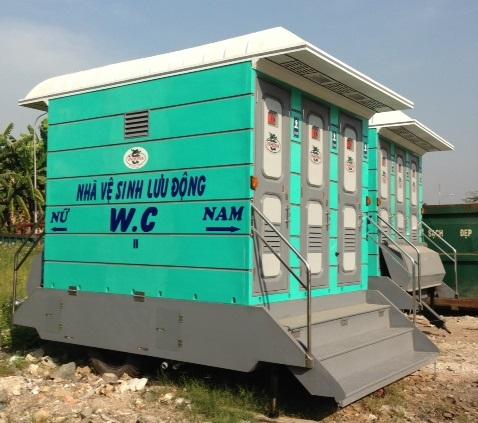 tiêu chuẩn thiết kế nhà vệ sinh công cộng