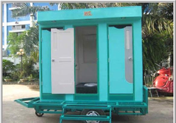 thuê nhà vệ sinh composite tại Hà Nội