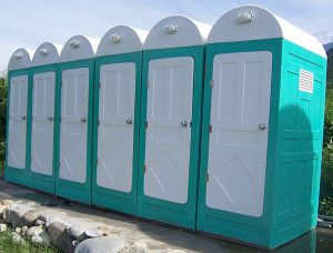 Cho thuê nhà vệ sinh di động