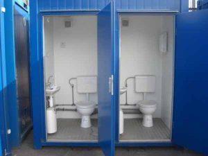 Nhà vệ sinh công cộng vệ sinh sạch sẽ.