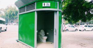 Tiêu chuẩn nhà vệ sinh di động