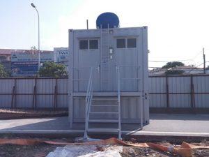 Cho thuê nhà vệ sinh container Hà Nội