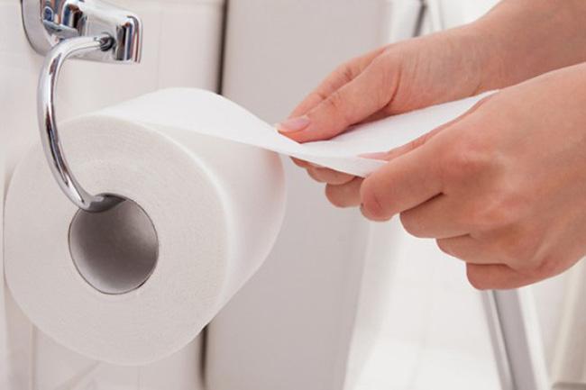 chọn giấy vệ sinh