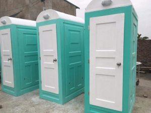 Cho thuê nhà vệ sinh di động tại Hòa Bình